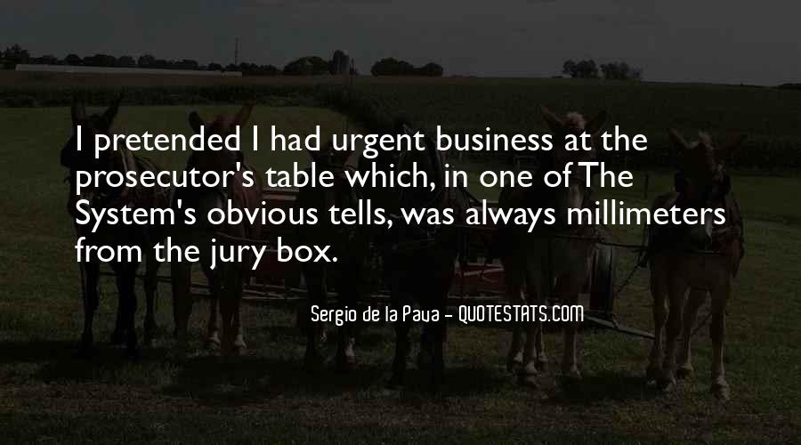 Quotes About Prosecution #626647
