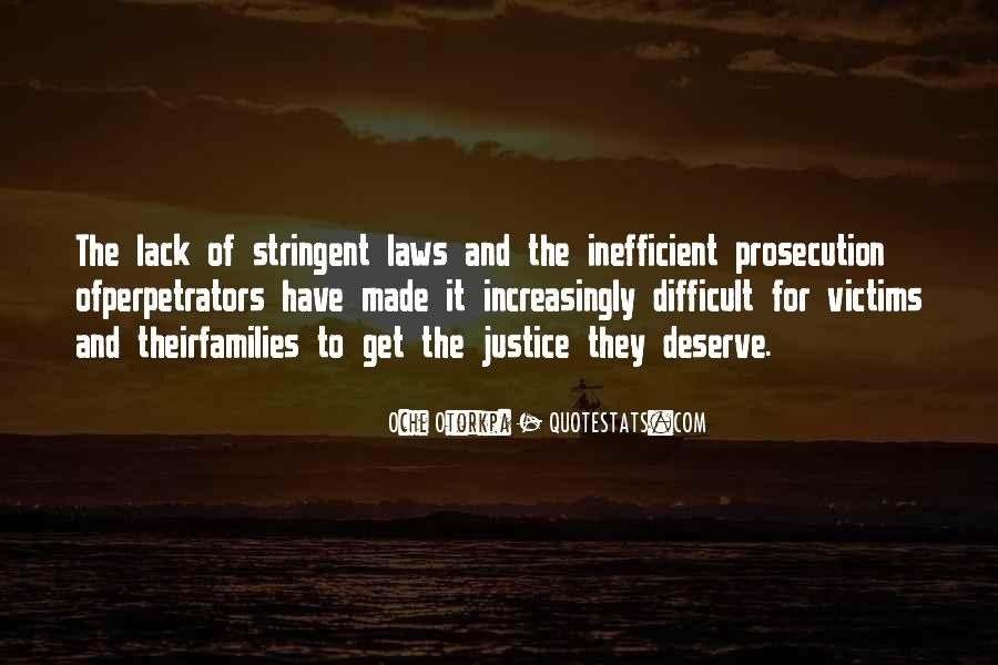 Quotes About Prosecution #648663