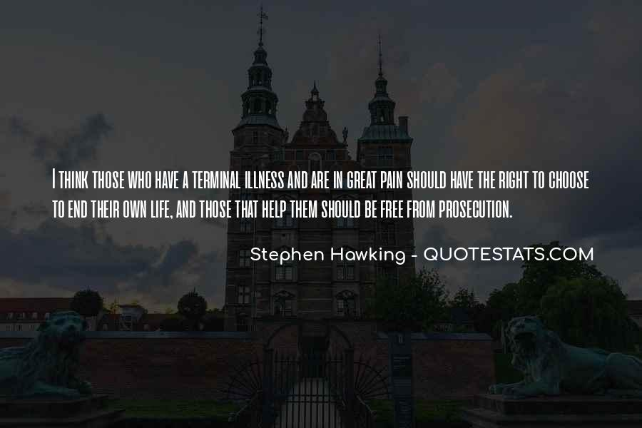 Quotes About Prosecution #731223