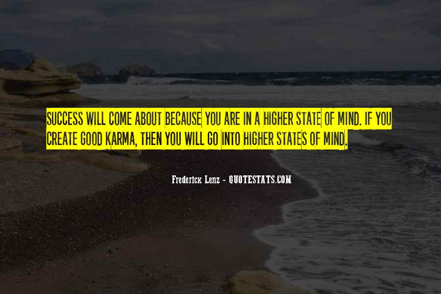 Quotes About Mind State #141461