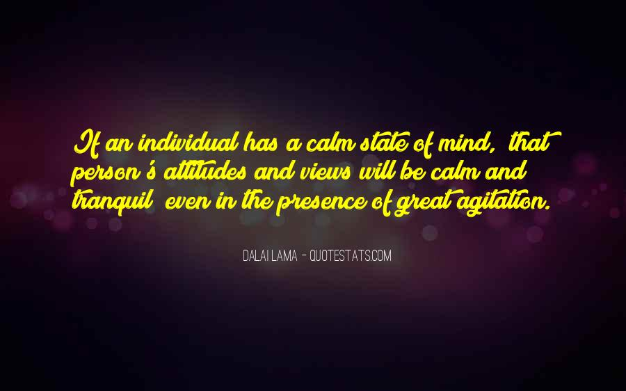 Quotes About Mind State #167783