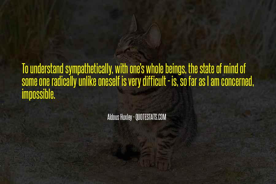 Quotes About Mind State #178325