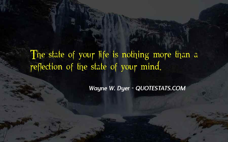Quotes About Mind State #44371