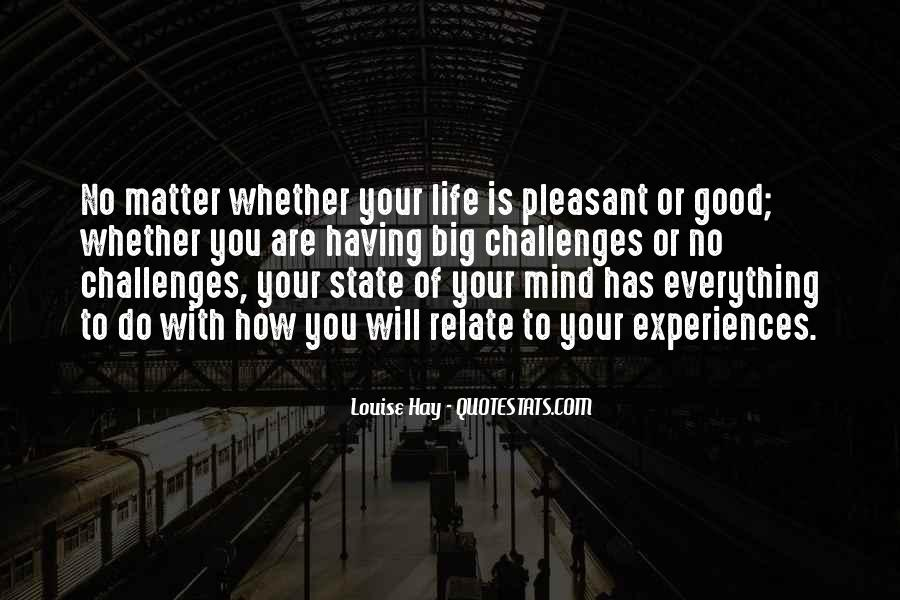 Quotes About Mind State #4674