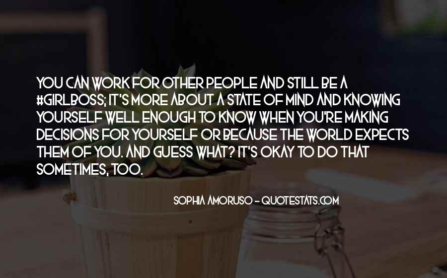 Quotes About Mind State #52228