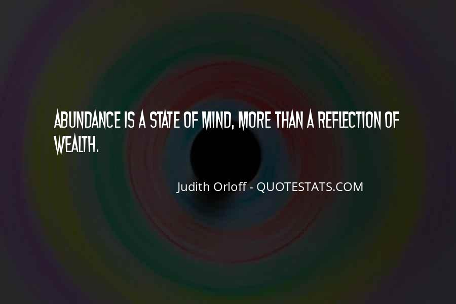 Quotes About Mind State #95716