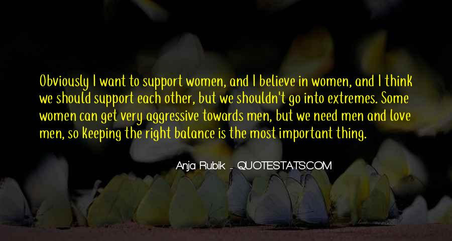 Quotes About Aggressive Love #1125898