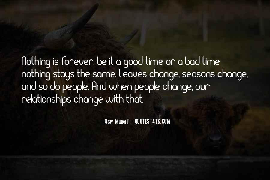 Quotes About Your Relationship Going Bad #112934