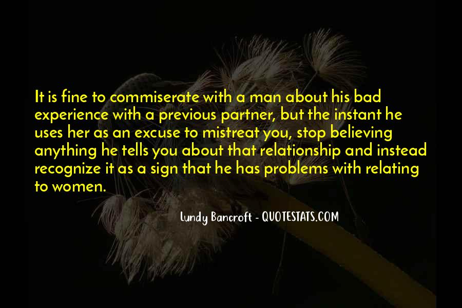 Quotes About Your Relationship Going Bad #244445