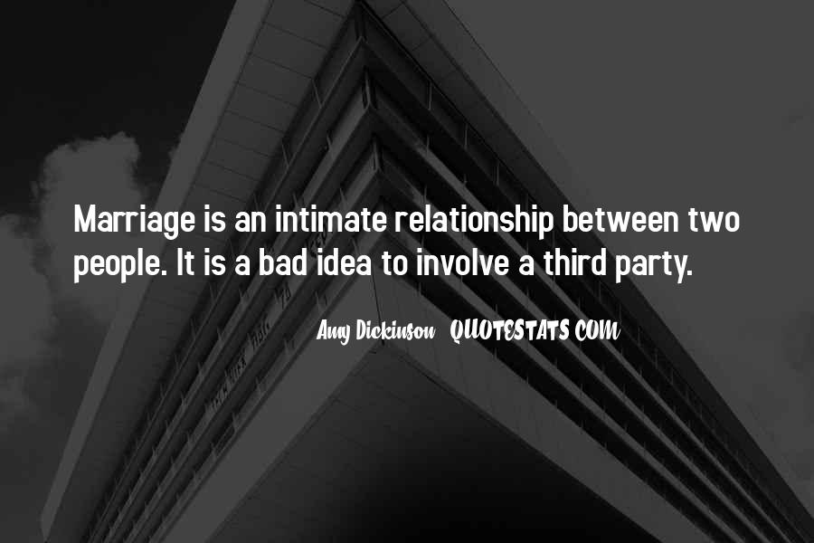 Quotes About Your Relationship Going Bad #325350