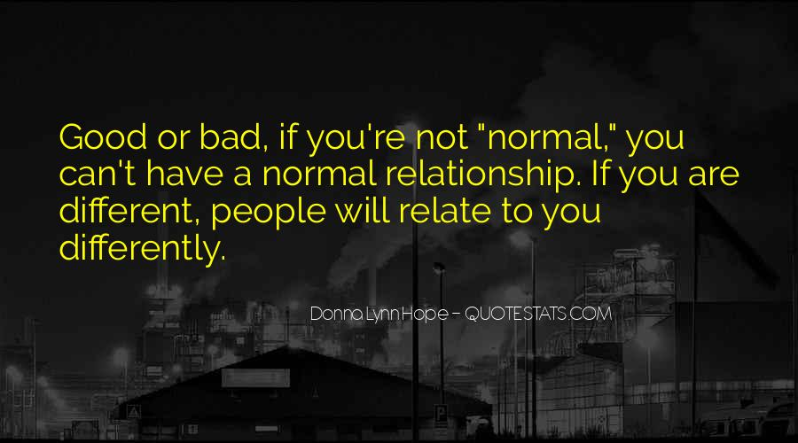 Quotes About Your Relationship Going Bad #9795