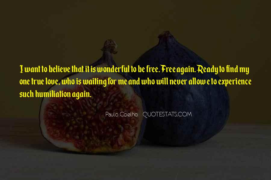 Quotes About Not Ready To Love Again #454029