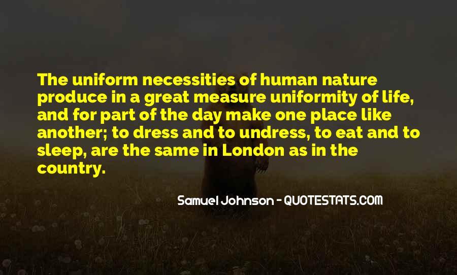 Quotes About London Samuel Johnson #760123