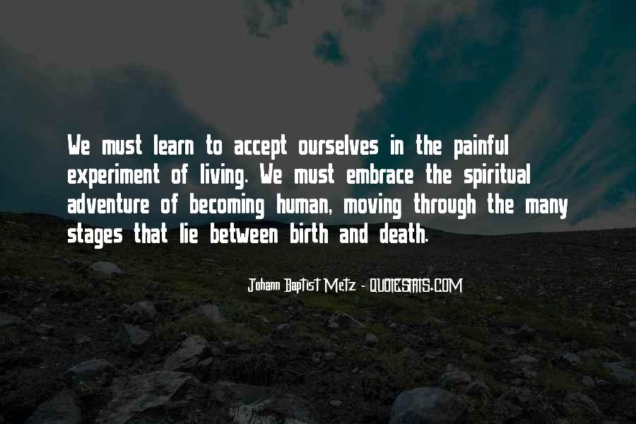 Quotes About Moving Past Death #122252