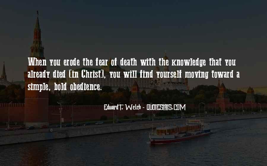 Quotes About Moving Past Death #17962