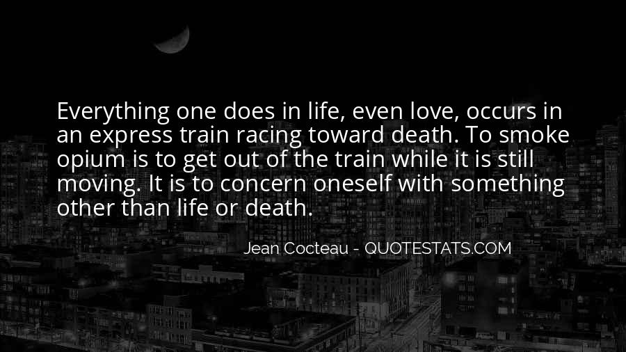 Quotes About Moving Past Death #228440