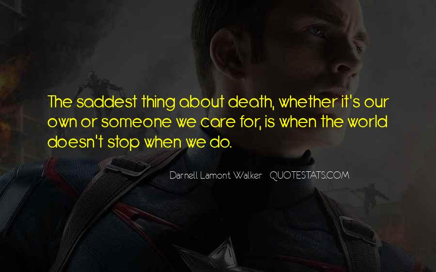 Quotes About Moving Past Death #262627
