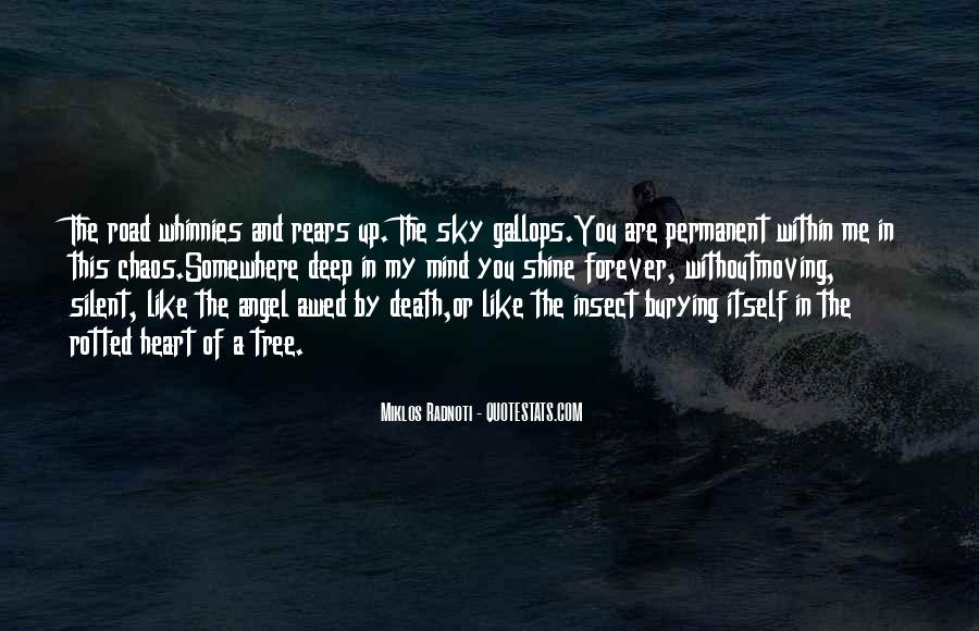 Quotes About Moving Past Death #369720