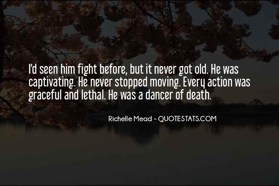 Quotes About Moving Past Death #411412