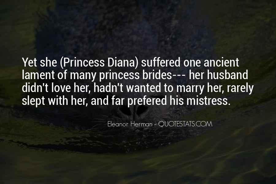 Quotes About Princesses And Love #14616