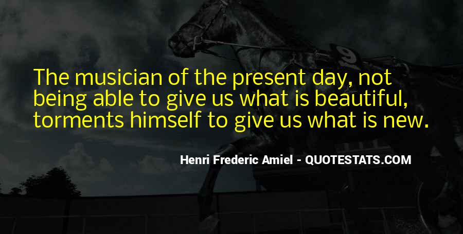 Quotes About It Being A New Day #1227571