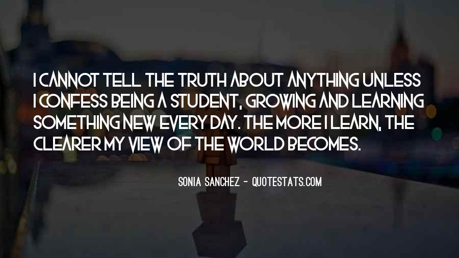 Quotes About It Being A New Day #1478720