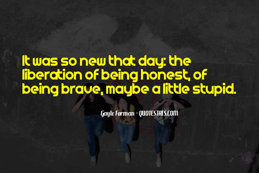 Quotes About It Being A New Day #1696389