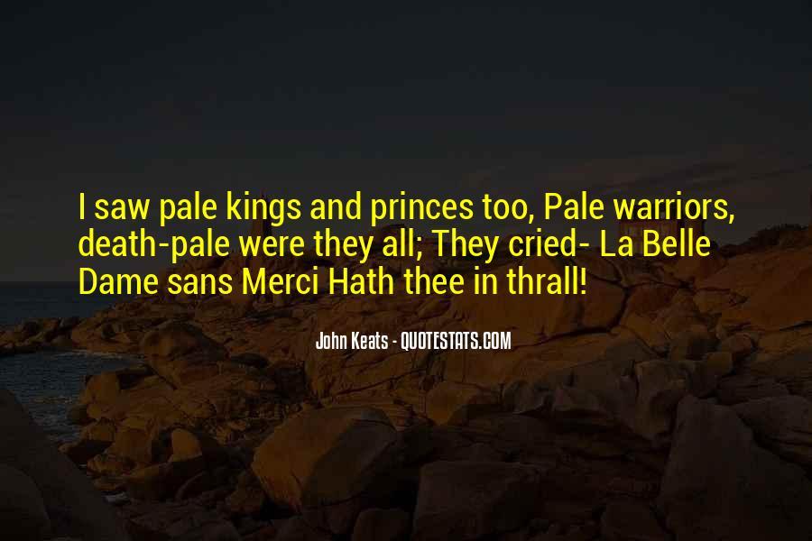 Quotes About Princes Death #1221552