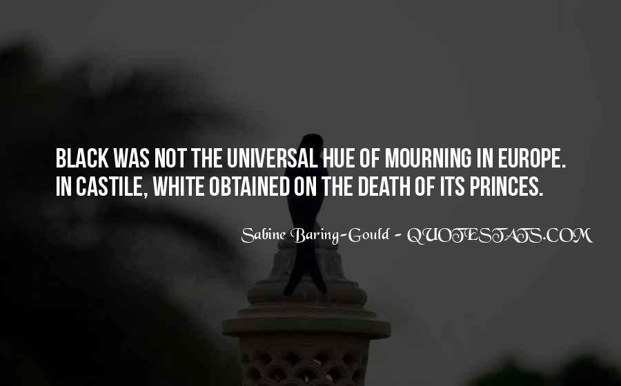Quotes About Princes Death #975807