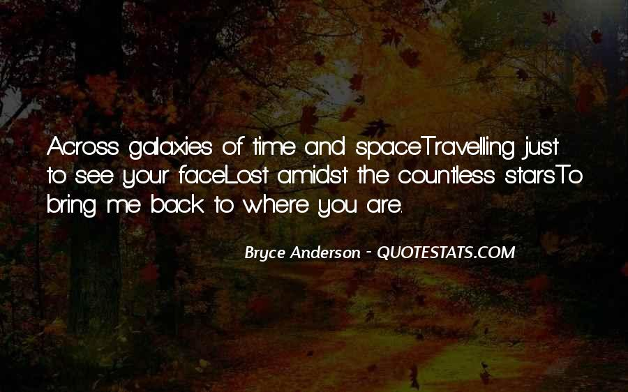 Quotes About Travelling And Love #1621868
