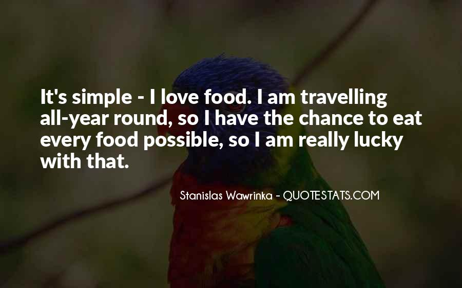 Quotes About Travelling And Love #1671372