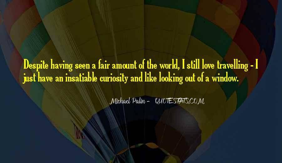 Quotes About Travelling And Love #1793055