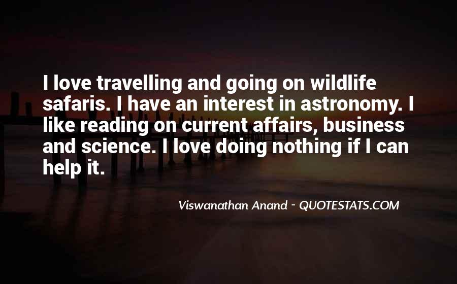 Quotes About Travelling And Love #812264