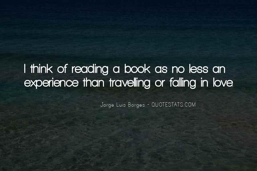 Quotes About Travelling And Love #846562