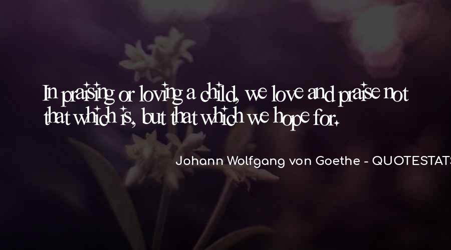 Quotes About Loving Your Child #289432