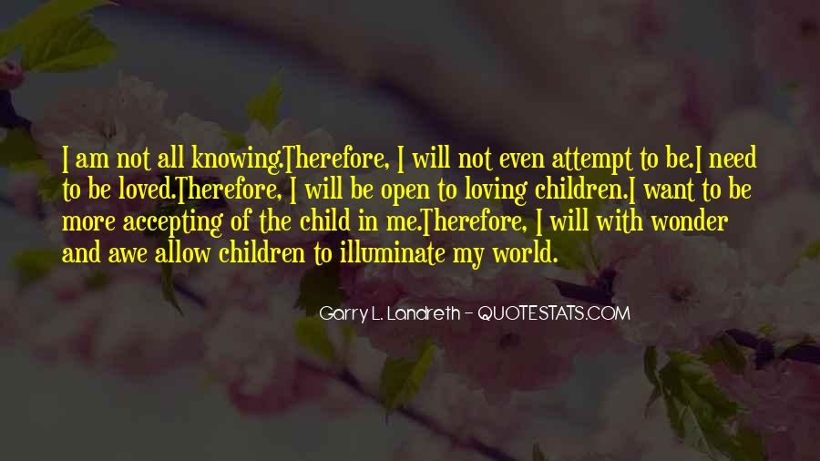 Quotes About Loving Your Child #687221