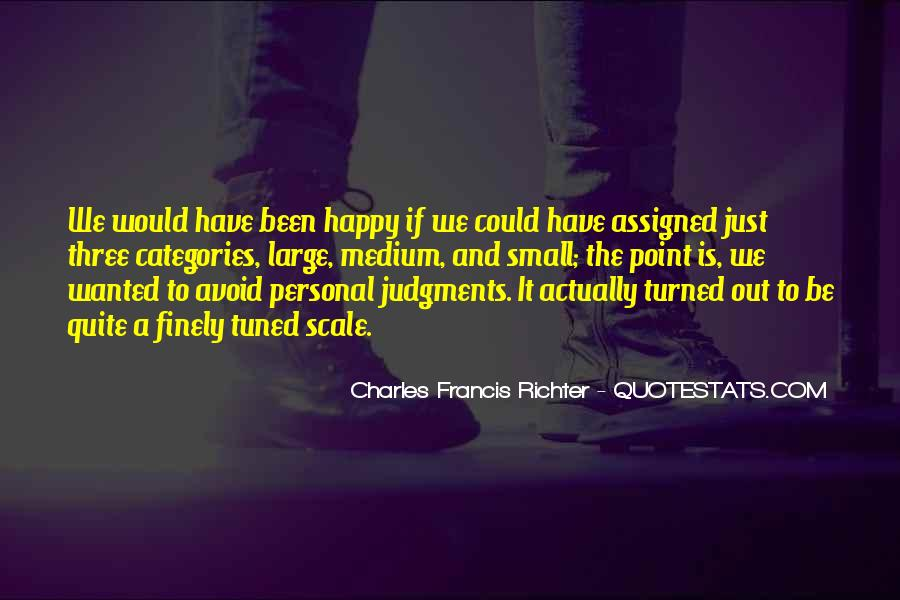 Quotes About Happy Medium #1781684