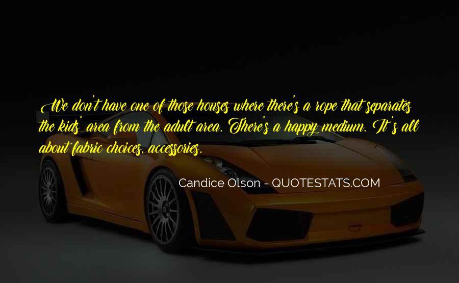 Quotes About Happy Medium #828164