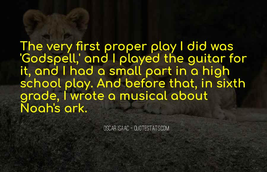 Quotes About Godspell #1535300