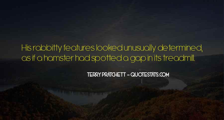 Quotes About Features #140538