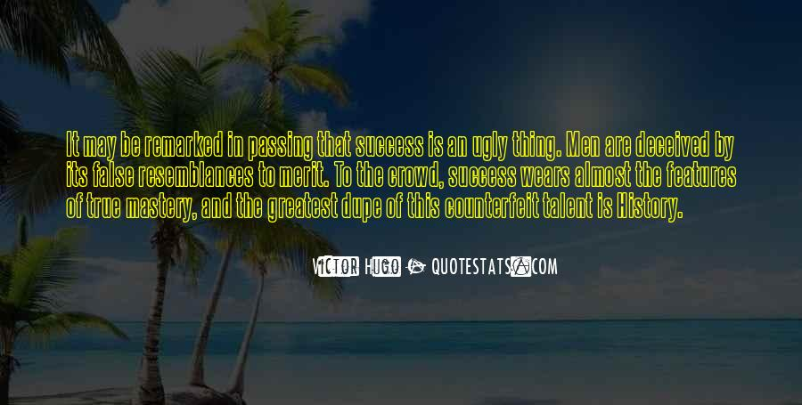 Quotes About Features #159192