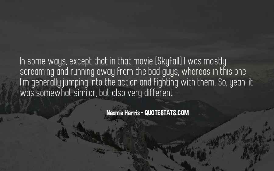 Quotes About Skyfall #1061401