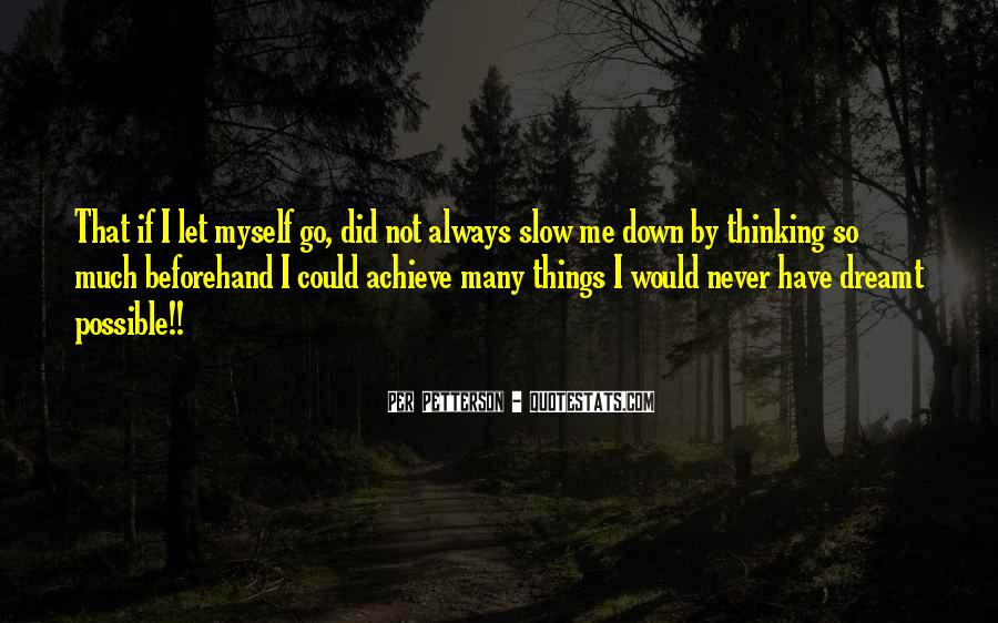 Quotes About Never Let Me Go #1384219