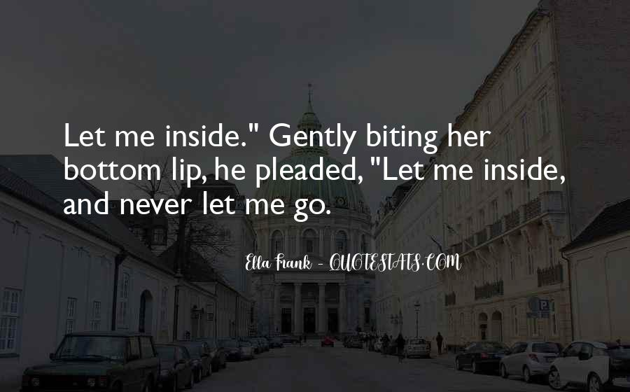 Quotes About Never Let Me Go #1487588