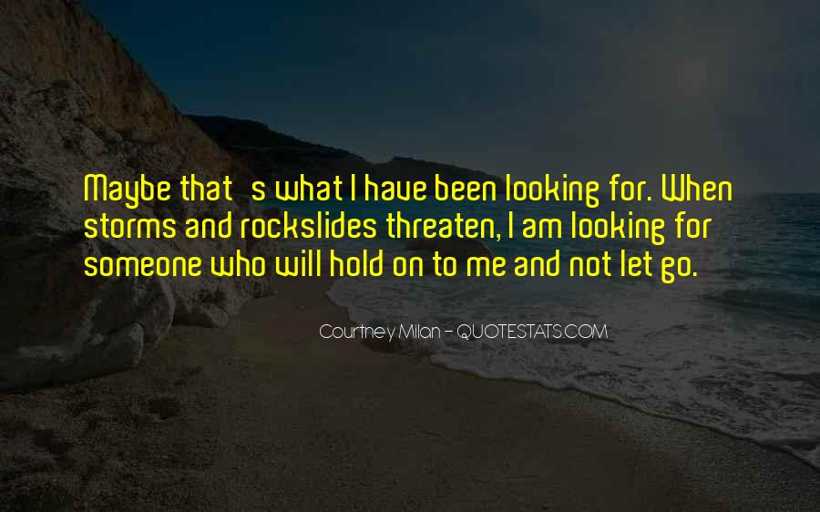 Quotes About Never Let Me Go #677181