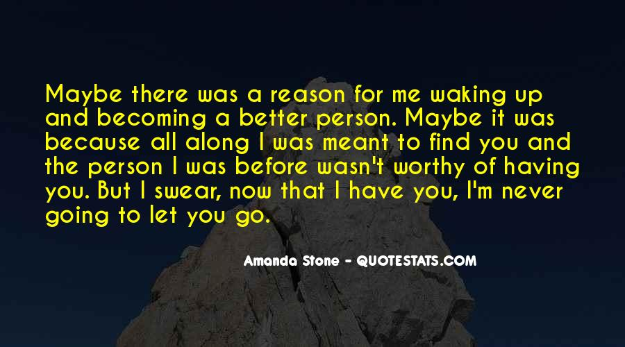 Quotes About Never Let Me Go #838173