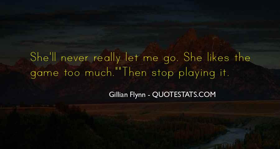 Quotes About Never Let Me Go #92745