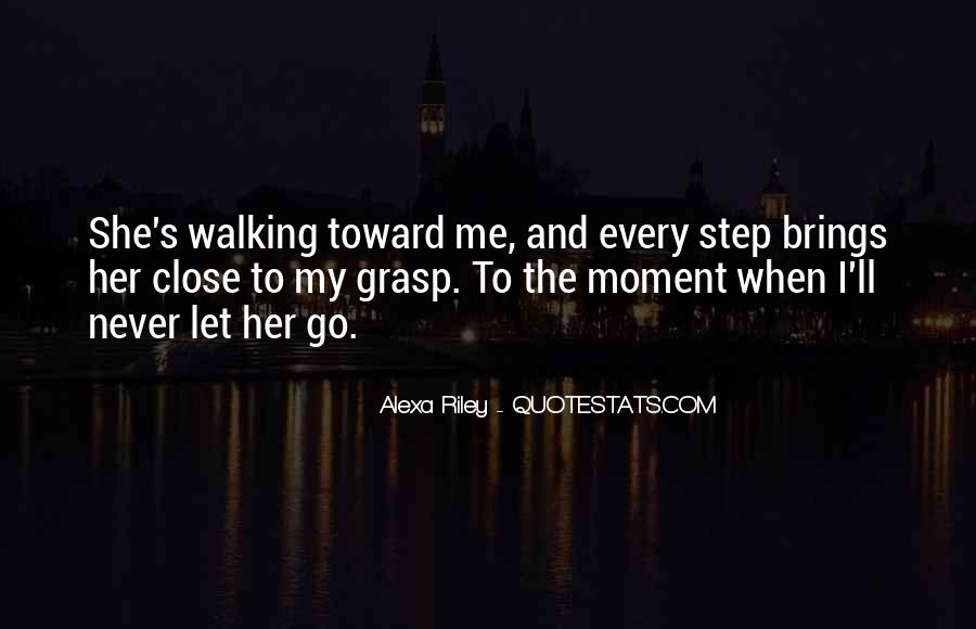 Quotes About Never Let Me Go #952070