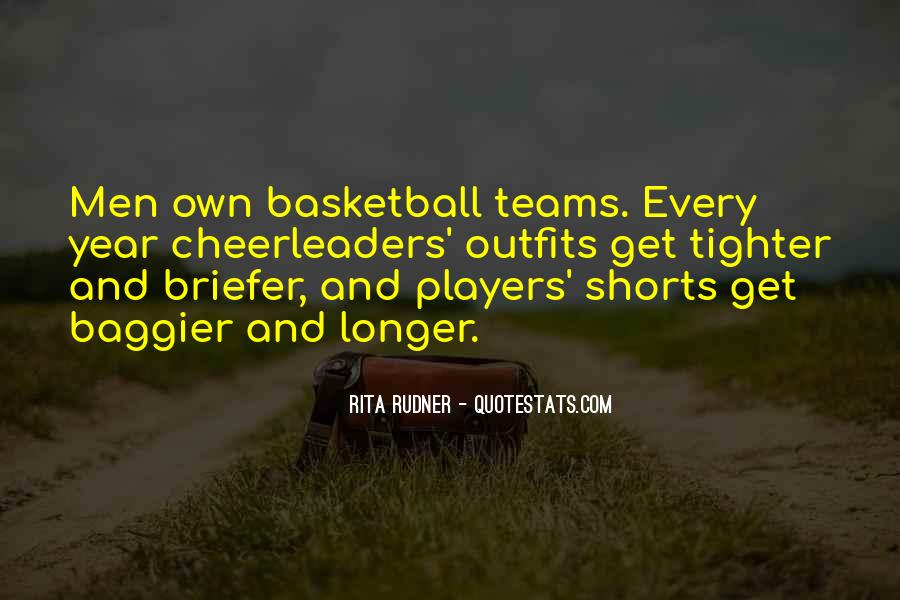 Quotes About Basketball Shorts #1031751