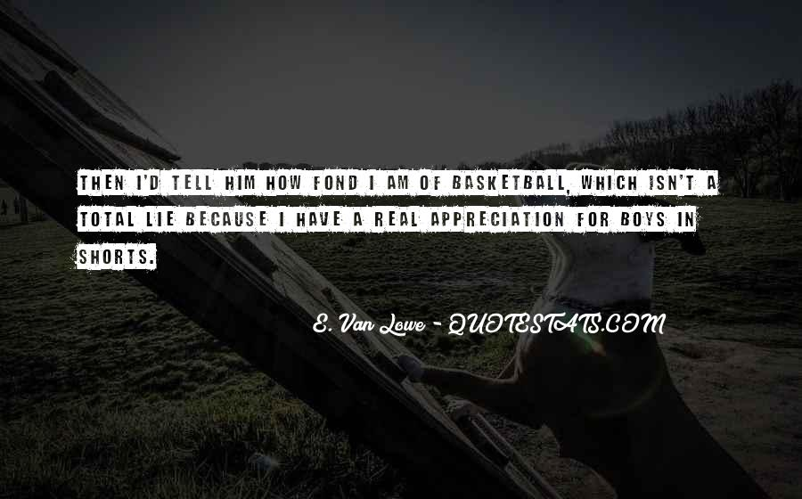 Quotes About Basketball Shorts #1198420
